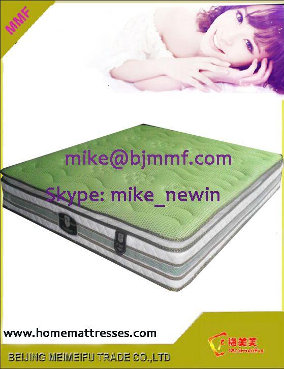 top quality royal luxury latex foam pocket spring mattress at full size - Full Size Mattress Sale