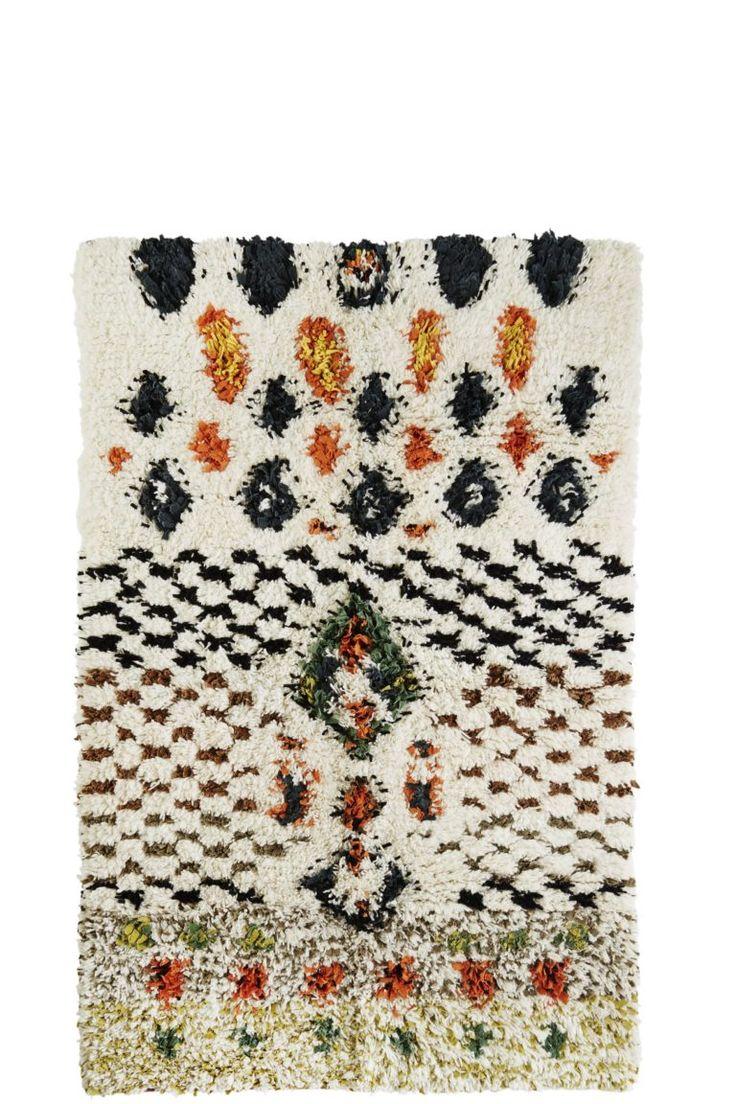Dywan Madam Stoltz 120×180 cm wzorzysty