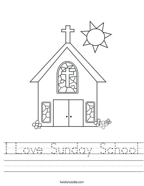 church with stained glass window worksheet sunday school mustard seeds pinterest. Black Bedroom Furniture Sets. Home Design Ideas