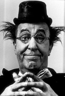 The Mad Hatter was drawn to resemble Ed Wynn (who voices him)