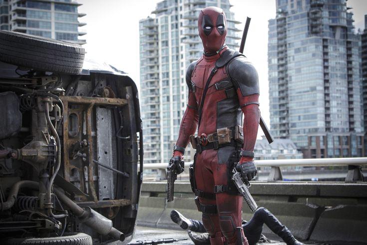 Deadpool: Ryan Reynolds and Tim Miller On-Set Interview   Collider