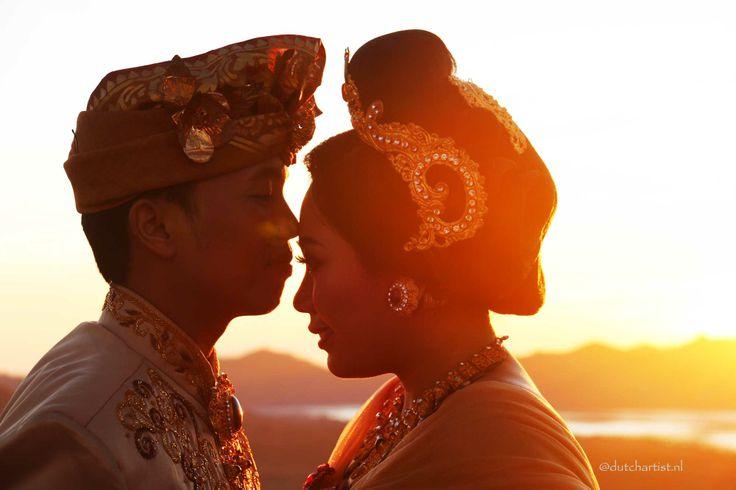Wedding in Kintamani Bali
