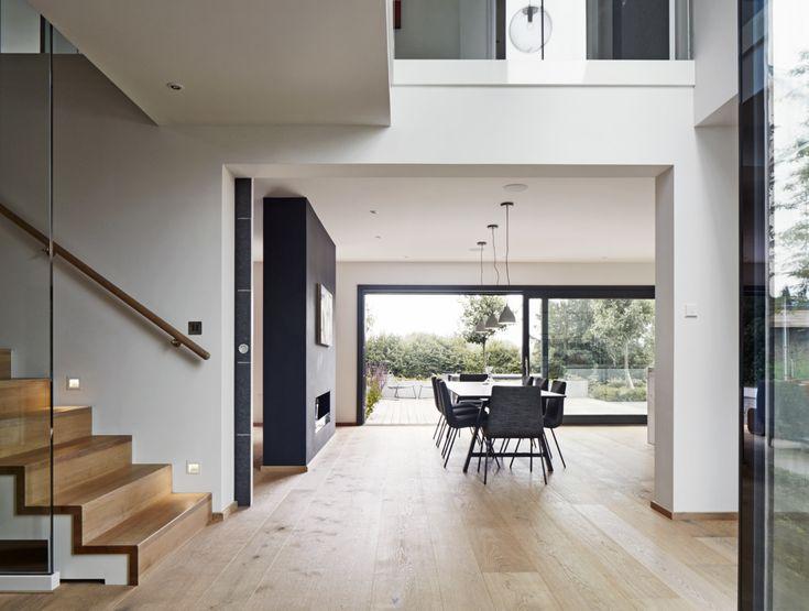 Die besten 25+ Innen treppen Ideen auf Pinterest Hausrutsch - holz treppe design atmos studio