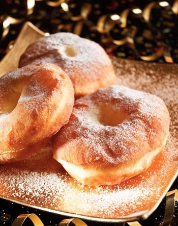 Farsangi fánk - Hungarian Carnival Donuts