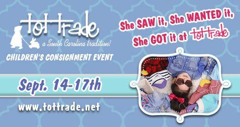 Have you registered for our presales? Visit our website. www.tottrade.net