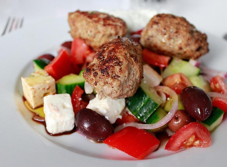 Allt om LCHF – Recept och tips för LCHF: Keftedes – Grekiska köttbullar