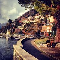 Lungolago di Como - Como, Lombardia