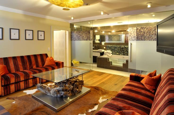 Alpine Suite im Wellnesshotel Alpine Palace in Saalbach Hinterglemm