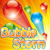 Bubble Storm    The special balls is here !  www.Appdistro.com Your 1 Source for iOS Apps from the App Store!
