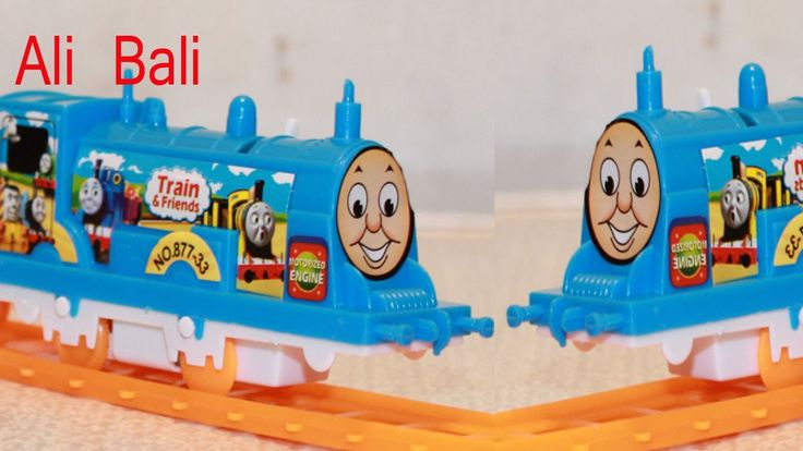 VIDEO FOR CHILDREN Thomas and Friends Toys