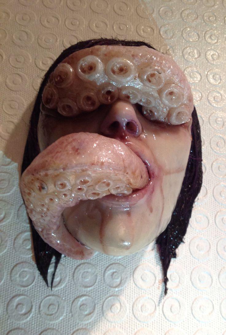 """'Kraken' resin 10"""" http://sasandcolinchristian.bigcartel.com/product/colin-christian-kraken"""