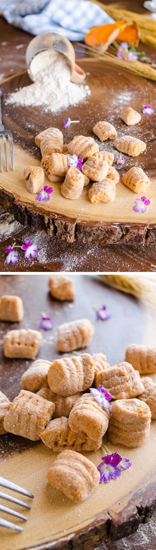 Whole Wheat Sweet Potato Gnocchi recipe, packed with vitamins and ...