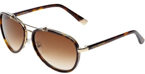 JUICY COUTURE Sunglasses 525/S 0086 Dark Havana Gold
