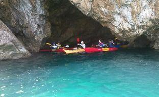 Sea Kayaking, Dubrovnik, Croatia adventure