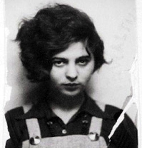 German-Jewish Avant-Garde Poet Mascha Kaléko