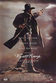 Wyatt Earp - Wyatt Earp is a movie about a man and his family. The movie shows us the good times and the bad times of one of the West's most famous individuals.