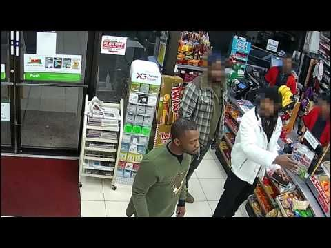 Detectives from the Metropolitan Police Department's Homicide Branch are investigating a homicide. Investigators seek the public's assistance in identifying and locating two persons of interest in a Homicide which occurred on Monday, December 26, 2016, at approximately 7:46 PM in the 200 block of Cedar Street, NW. The subject was captured by nearby surveillance cameras.