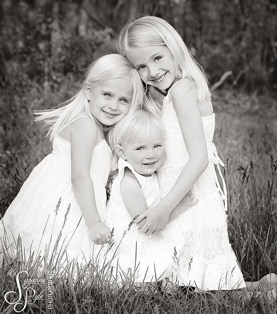 { Three Sisters } by Suzanne Pyle Photography, via Flickr