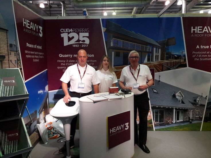 Last weekend at the Homebuilding and Renovating Show in Edinburgh! | #events #building #architecture