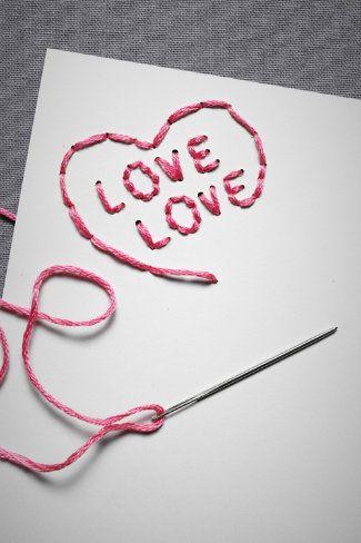 sew in love ♡