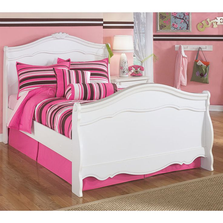 Ashley Furniture Ontario: Signature Design By Ashley Exquisite Full Bed