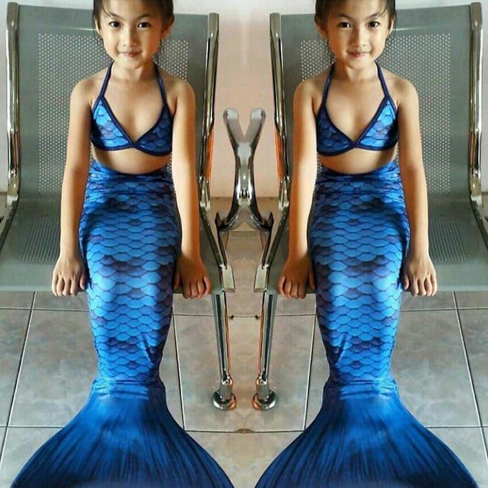 Baju Mermaid Anak