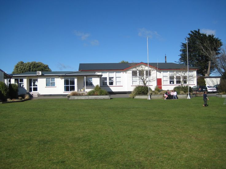 Eketahuna School - Our School