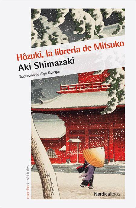 Mitsuko tiene una librería de lance especializada en obras filosóficas. Allí pasa los días serenamente con su madre y Tarô, su hijo sordomudo. Cada viernes por la noche, sin embargo, ... http://www.loslibrerosrecomiendan.com/libros-recomendados/hozuki-la-libreria-de-mitsuko-de-aki-shimazaki/ http://rabel.jcyl.es/cgi-bin/abnetopac?SUBC=BPSO&ACC=DOSEARCH&xsqf99=1884455+