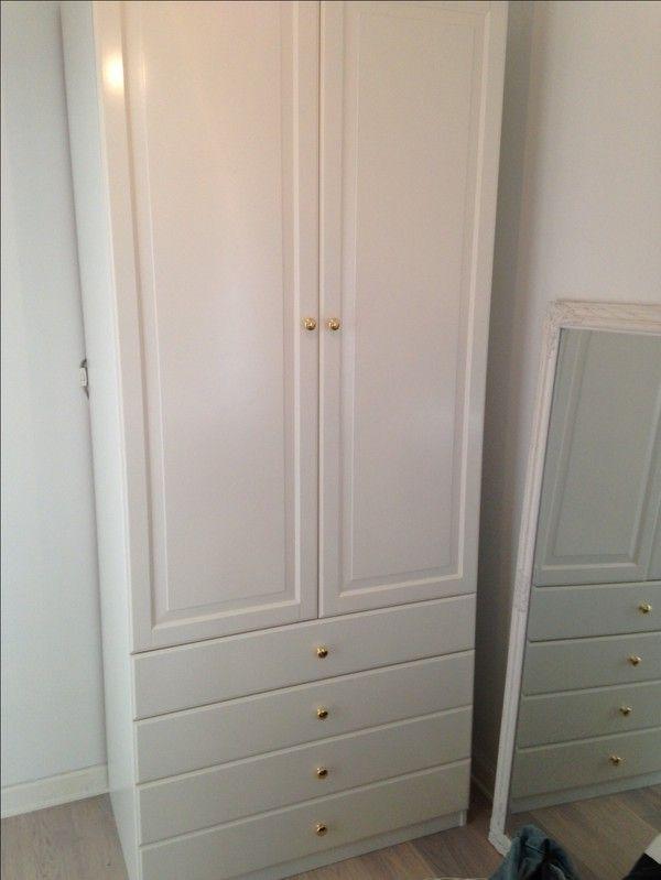 Bildresultat för bygga in pax garderob