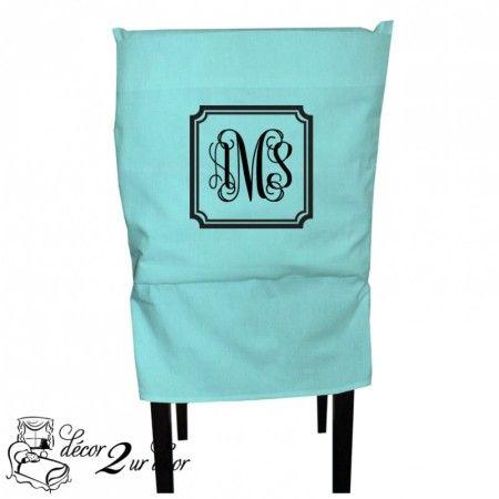 Custom Dorm Chair Covers