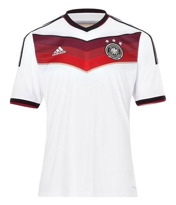 ドイツがブラジルW杯に向けた新ユニフォームを発表!