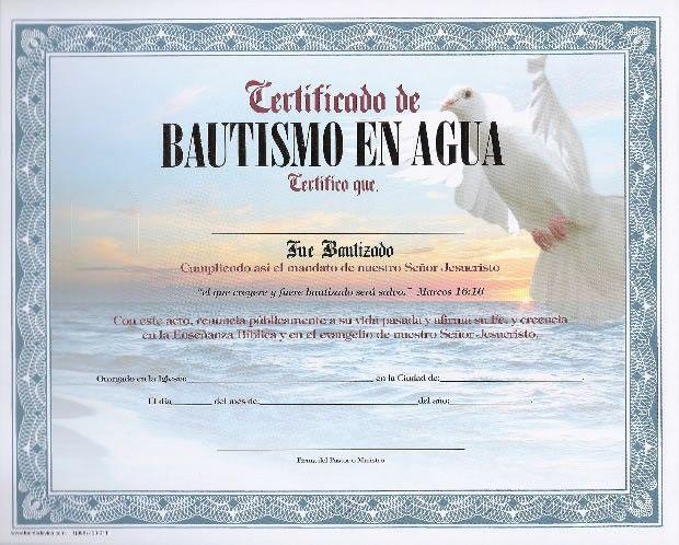 marcos para certificados cristianos