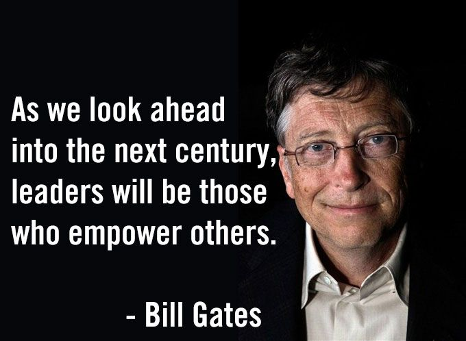 Bill Gates American Entrepreneur Business Leader Philanthropist And Creator Of Microsoft