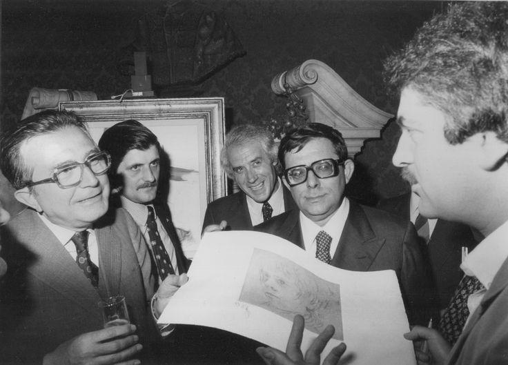 CON GIULIO ANDREOTTI NEL 1983