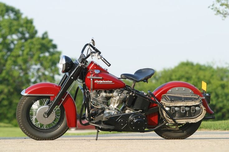 1950 Harley Panhead For Sale on Ebay - Page 3