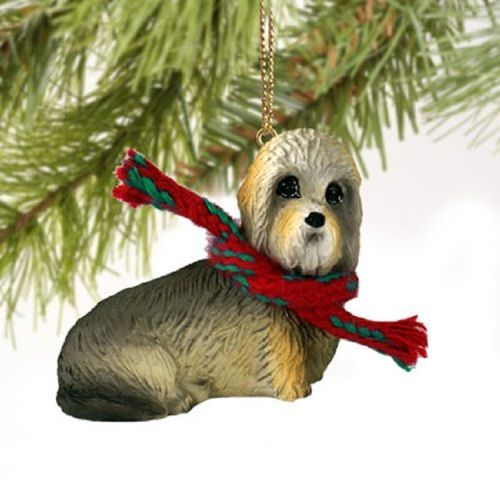 Dandie Dinmont Terrier Dog Original Ornament