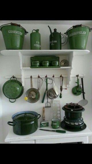 Buckets, Strainer, Pots & Lids