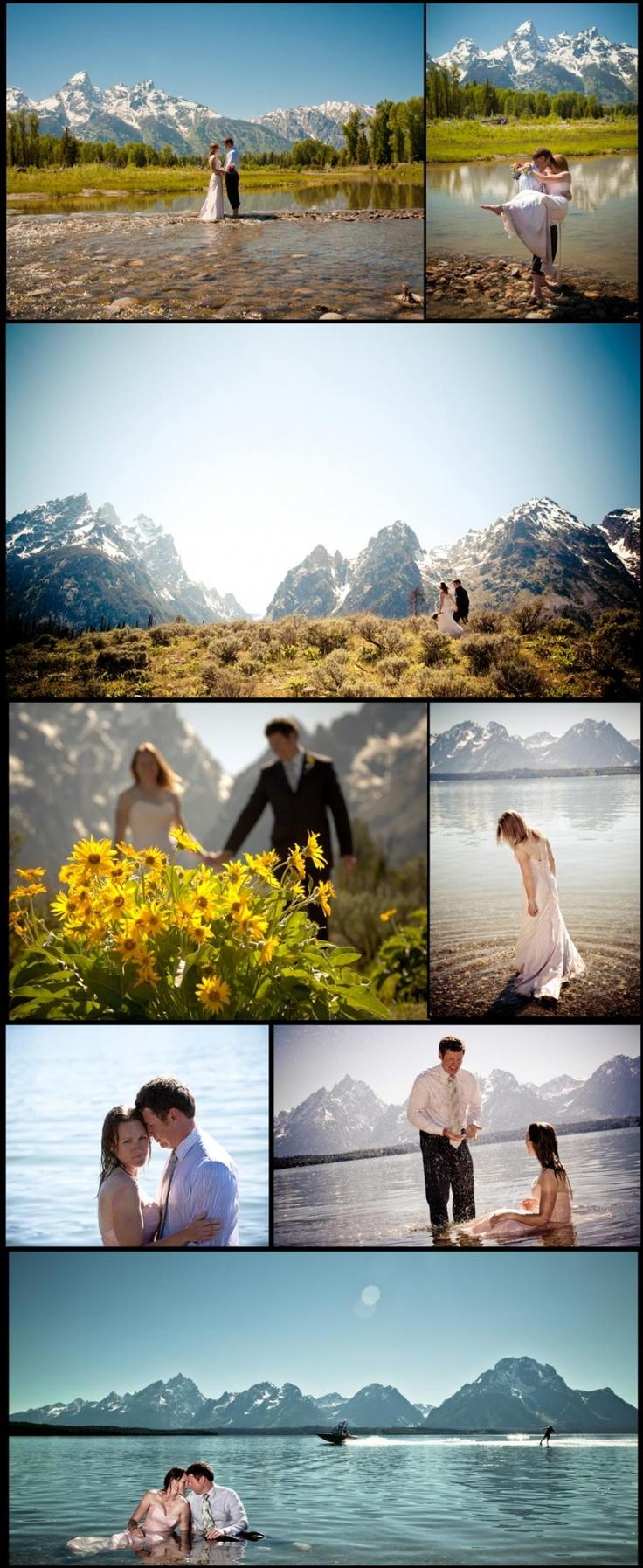 17 best images about jackson hole weddings on pinterest
