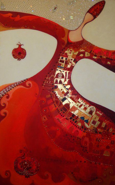 suatnarin pictorial: Canan Berber, msü