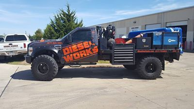 F550 Severe Duty Trucks are built rock solid | Expedition