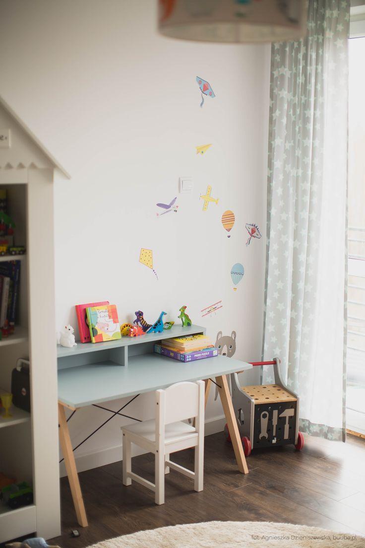 biurko KIDS SLIM+ MINKO