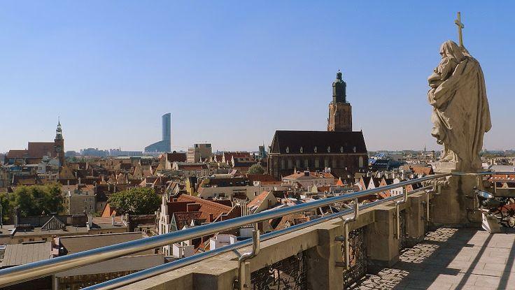 [Wrocław] Panoramy - Page 91 - SkyscraperCity
