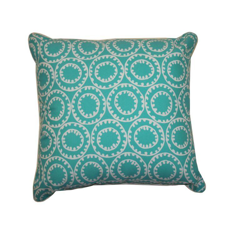 Turquoise Down Throw Pillows : 1000+ ideas about Turquoise Throw Pillows on Pinterest Turquoise pillows, Teal throw pillows ...