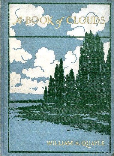 A Book of Clouds.