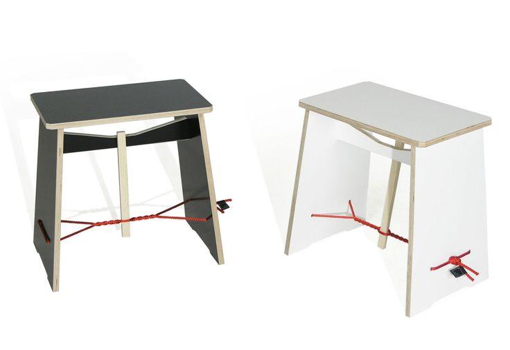 Strammer Max   Designer Stools By Nils Holger Moormann ✓ Comprehensive  Product U0026 Design Information ✓ Catalogs ➜ Get Inspired Now