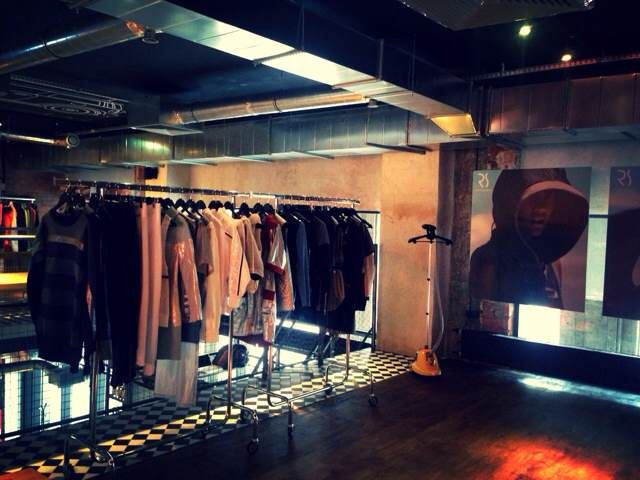 #rs #pressday Najnowsza kolekcja RS SS15 gotowa do prezentacji!