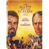 The Agony and the Ecstasy (DVD)By Charlton Heston