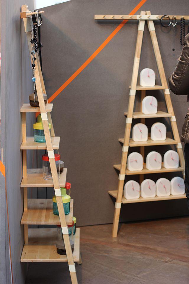 25 best ideas about etagere echelle on pinterest - Echelle bibliotheque ikea ...