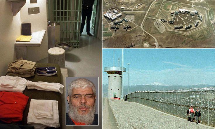 Alcatraz of the Rockies: The supermax prison where Abu Hamza is going