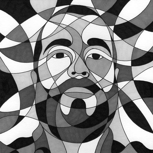 B/W Series 2009 by Matt W. Moore #Graphic_Design #Matt_W_Moore